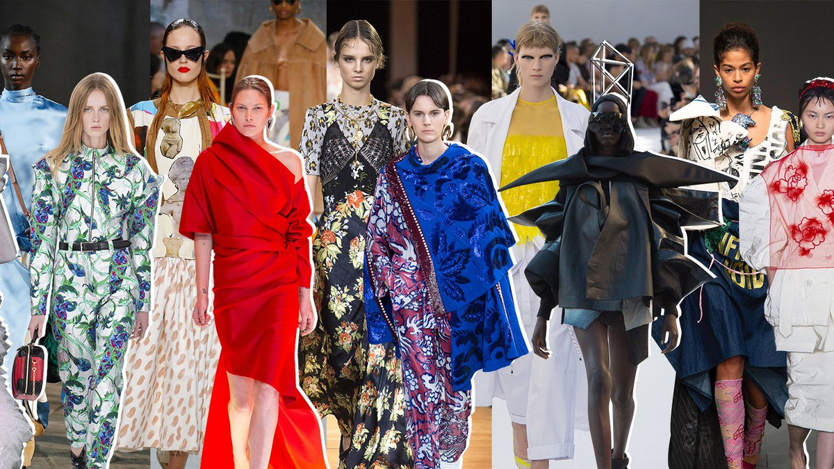 A look back at the best Spring 2019 collections from fashion month. https://t.co/P7mnisO9YS