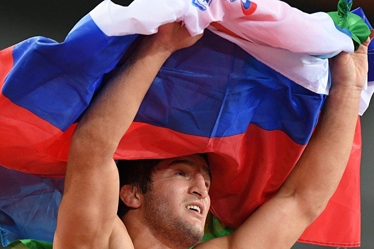 Российский борец Садулаев стал чемпионом мира https://t.co/rY4Z8vOGvS