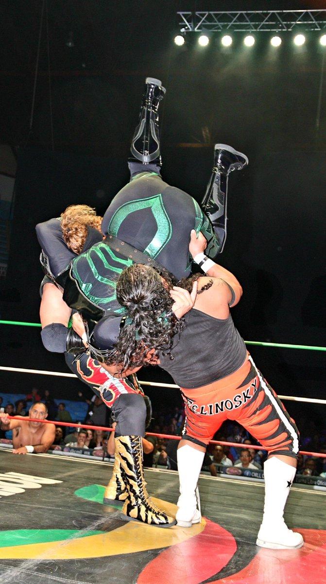 CMLL: Una mirada semanal al CMLL (Del 18 al 24 octubre de 2018) 20