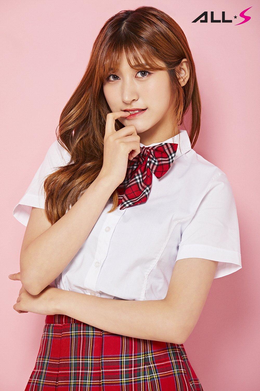 Thông tin ca sĩ Yujin - ALLS GIRL Kpop