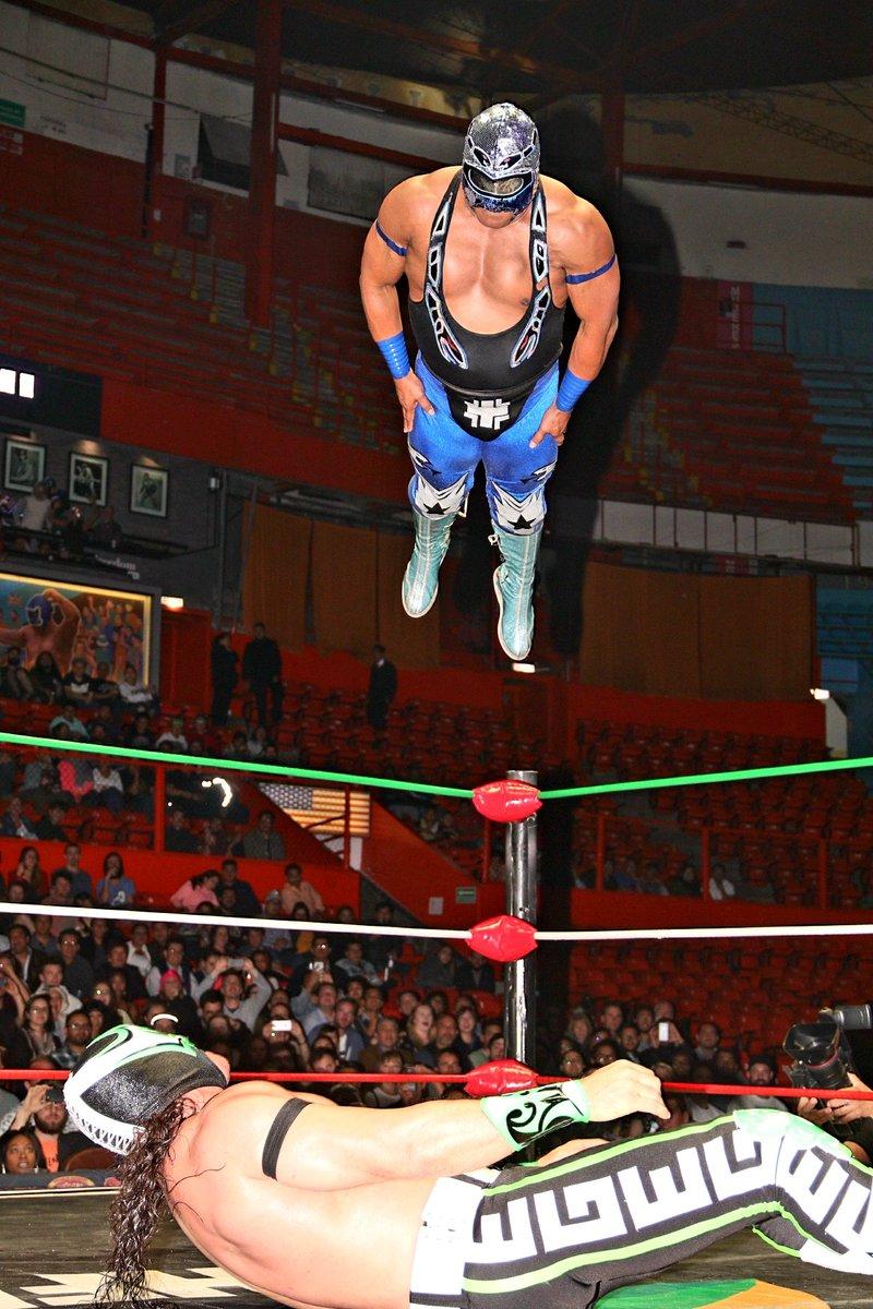 CMLL: Una mirada semanal al CMLL (Del 18 al 24 octubre de 2018) 21