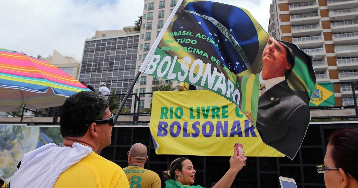 Viaje a las favelas de Río, un bastión del voto a Jair Bolsonaro https://t.co/2ktfrEDYcf