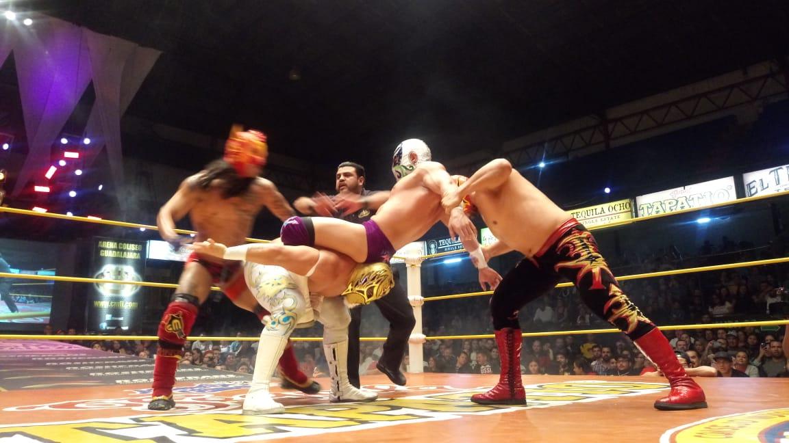 CMLL: Una mirada semanal al CMLL (Del 18 al 24 octubre de 2018) 23