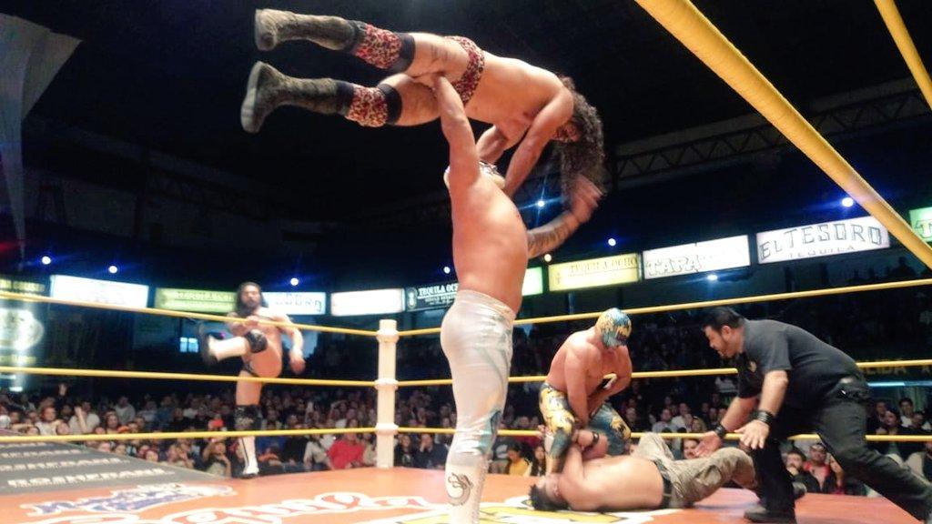 CMLL: Una mirada semanal al CMLL (Del 18 al 24 octubre de 2018) 24