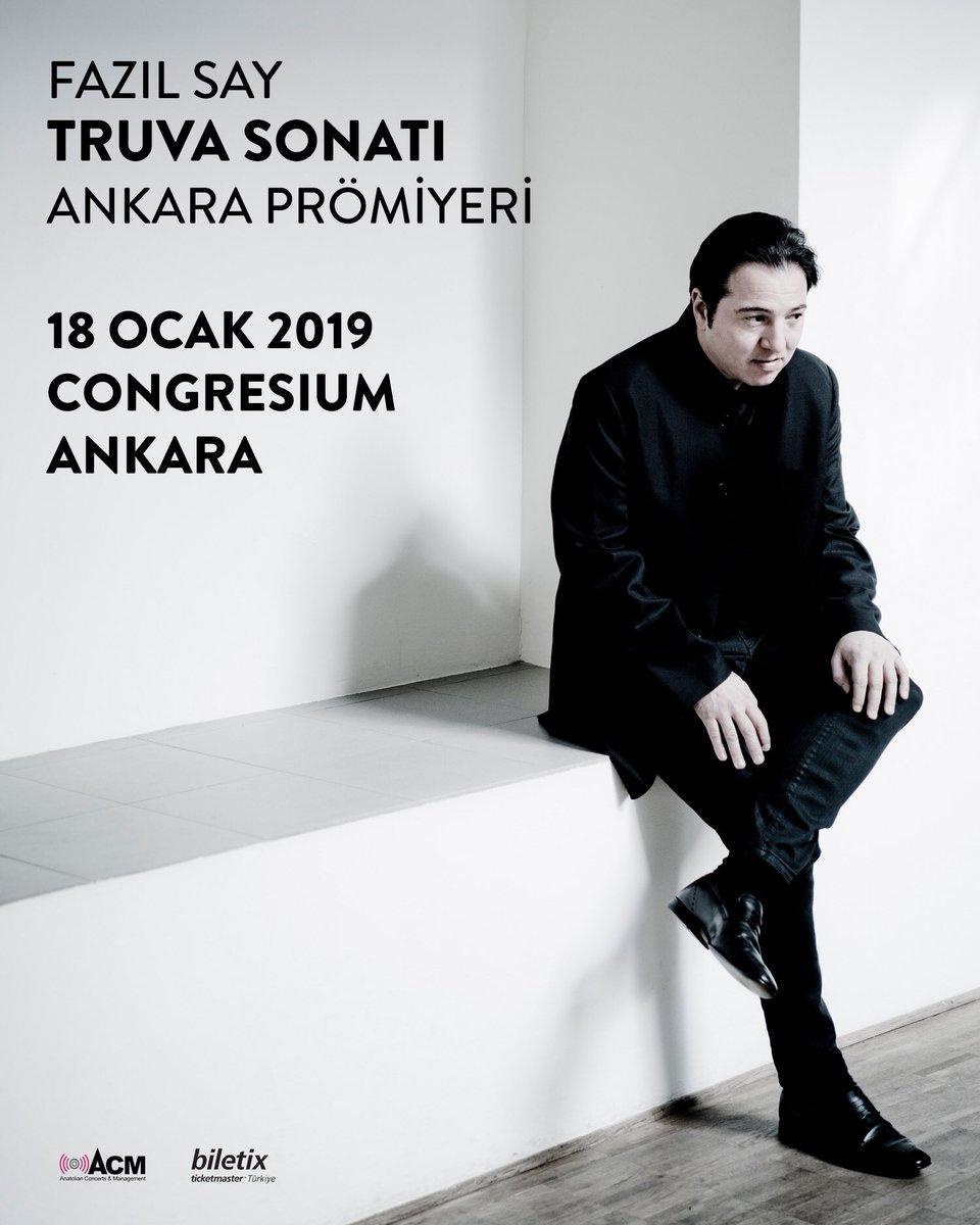 Truva Sonatı Ankara Prömiyerin