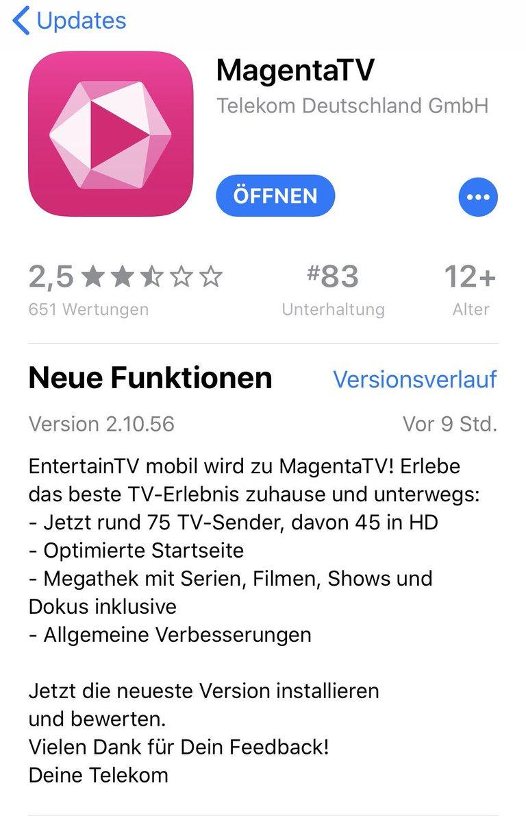 Deutsche Telekom Ag On Twitter Das Ist Natürlich Deine Eigene
