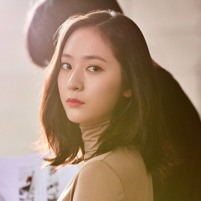 Happy birthday to my first ever pretty girlcrush, my ultimate bias, the aesthetic queen, the cutest, Krystal Jung