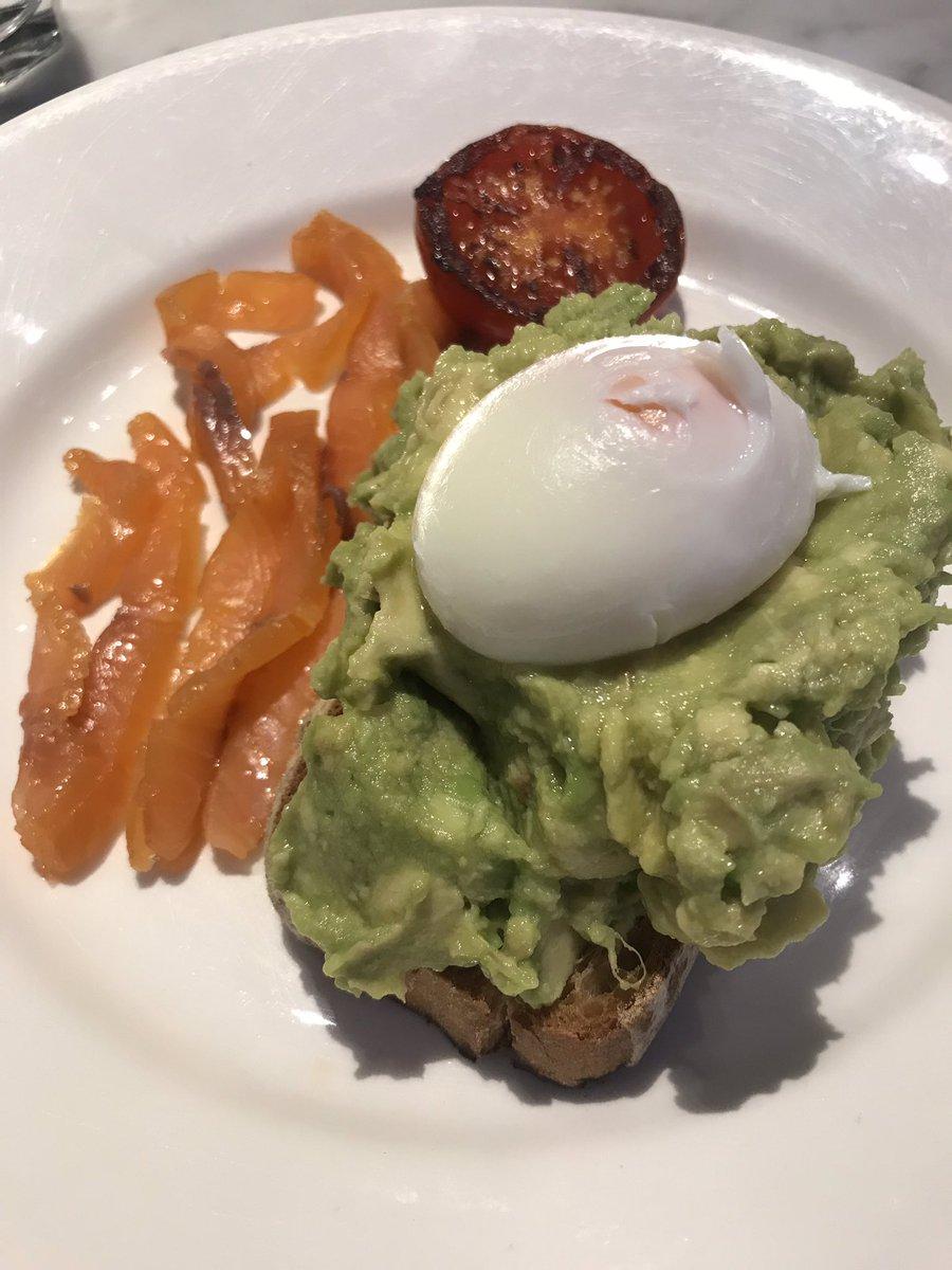 leichtes frühstück