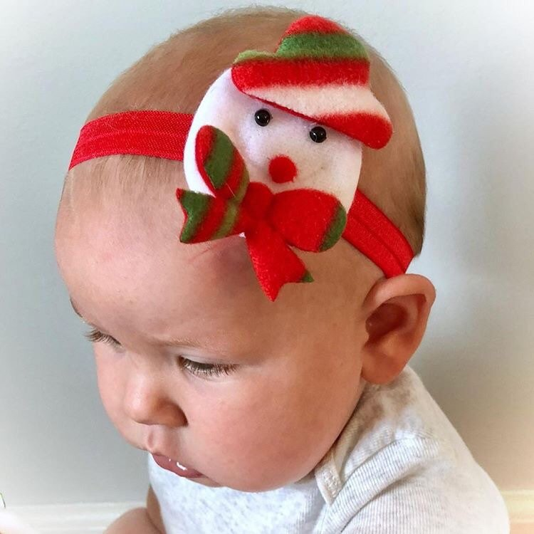 Christmas Headbands For Babies.Gypsy Stars Rva On Twitter Snowman Headband Christmas