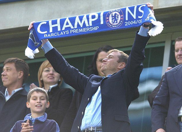 Happy birthday to owner Roman Abramovich who turns 52 today.