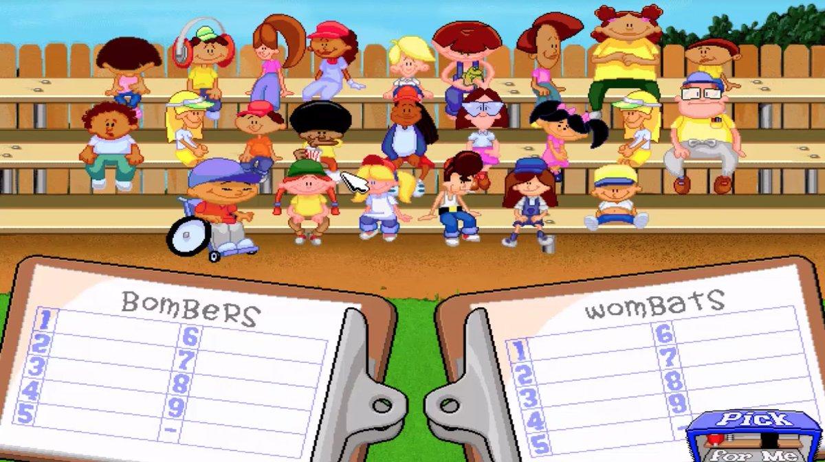 Espn On Twitter 21 Years Ago Today Backyard Baseball Made Its