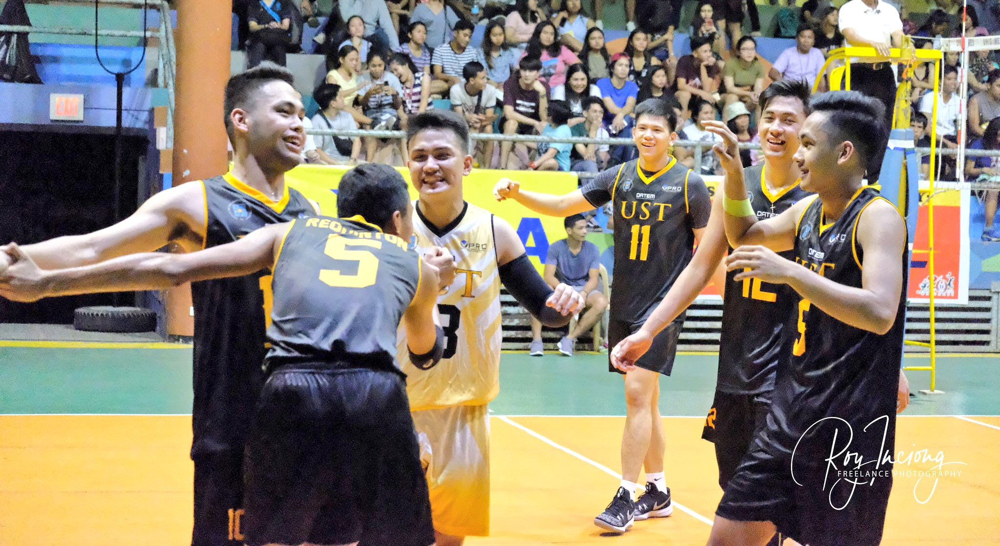Ust Men S Volleyball On Twitter 2018unigames Icymi The Ust Tiger Spikers Asserted Their Dominance Over The Pup Men S Volleyball Team Sweeping In 3 Straight Sets 25 15 25 18 25 18 Watch The Replay