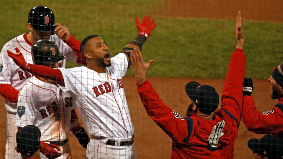 Eduardo Nunez, Red Sox pummel Dodgers in Game 1 win #DirtyWater #MLB https://t.co/xTfCLEJTmp