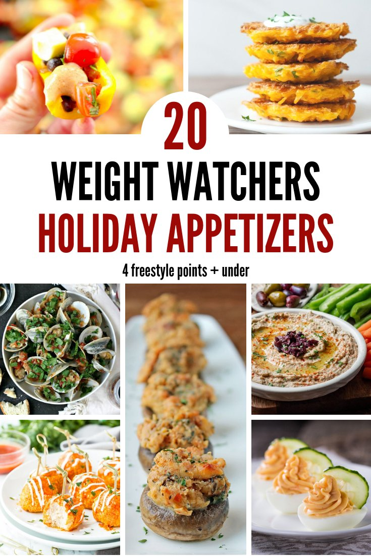 20 Weight Watchers Holiday Appetizer Recipes https://t.co/4oOw702Dtr https://t.co/YPempSKrRC