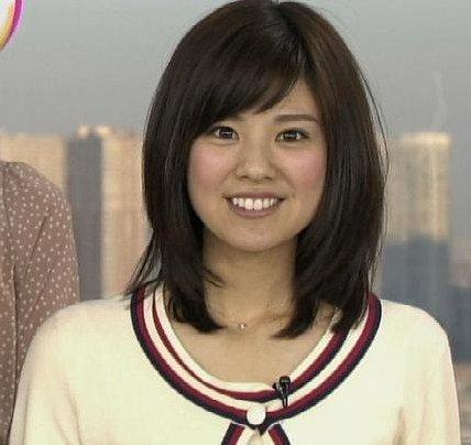 曽田麻衣子黒髪で少しふっくら画像