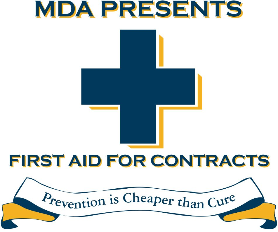 firstaidforcontracts hashtag on Twitter
