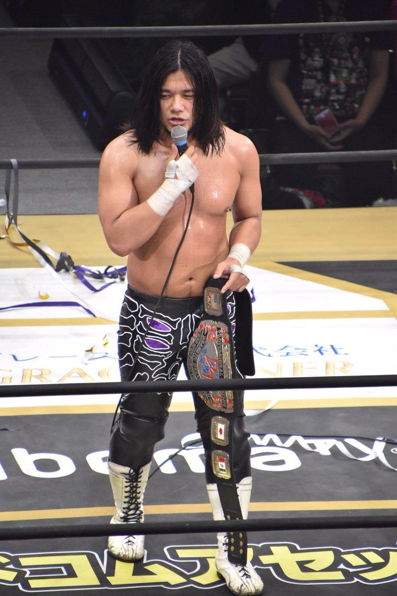 "DDT:""Ryogoku Peter Pan 2018"" La consagración de Daisuke Sasaki 14"