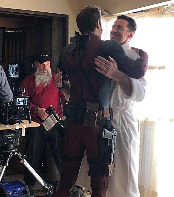 Ryan Reynolds calls Hugh Jackman a monster for wishing him happy birthday