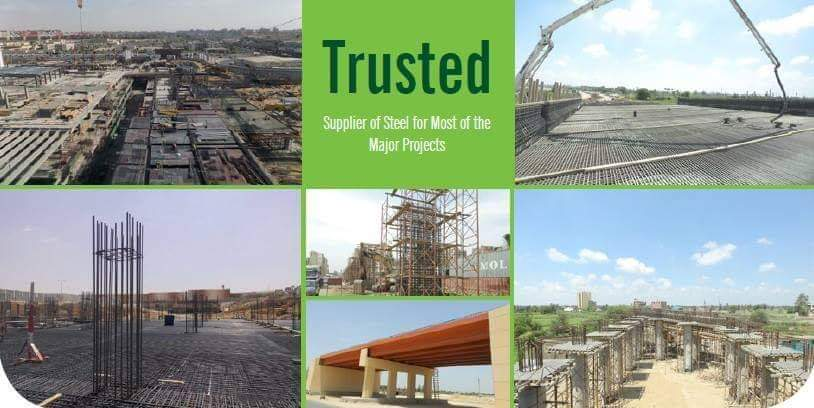 Egyptian Steel Group is a preferred trusted supplier of steel for most of the major projects egyptian-steel.com/Commercial/Pro…