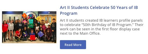 Preparing to celebrate IB's 50th birthday on Thursday! Thanks, Art II students - highlighting Learner Profile  <a target='_blank' href='http://search.twitter.com/search?q=IB50'><a target='_blank' href='https://twitter.com/hashtag/IB50?src=hash'>#IB50</a></a> <a target='_blank' href='http://twitter.com/GeneralsPride'>@GeneralsPride</a> <a target='_blank' href='http://twitter.com/APSArts'>@APSArts</a> <a target='_blank' href='http://twitter.com/WLHSPrincipal'>@WLHSPrincipal</a> <a target='_blank' href='https://t.co/JRKbZ8xwX0'>https://t.co/JRKbZ8xwX0</a>