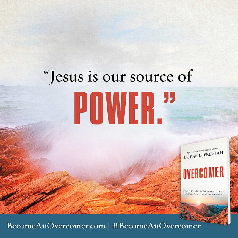 Are you ready to #BecomeanOvercomer? http://www.BecomeanOvercomer.com  @davidjeremiah
