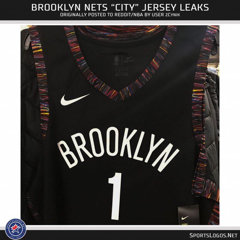 new styles d44fd 05157 Nets City Edition jerseys.....not good. (@sportslogosnet ...