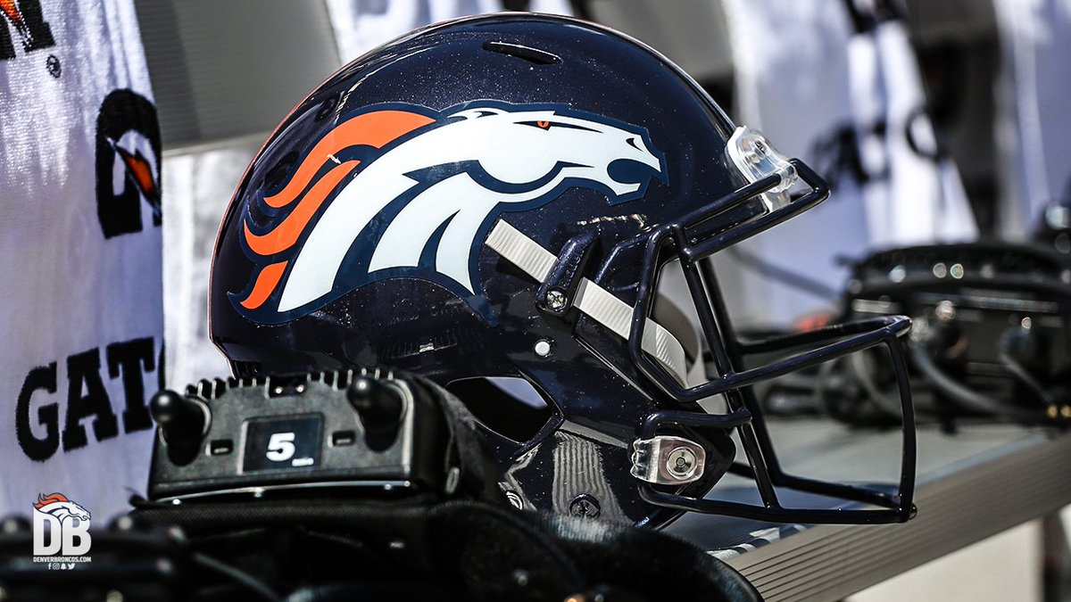 Denver broncos klart for superbowl
