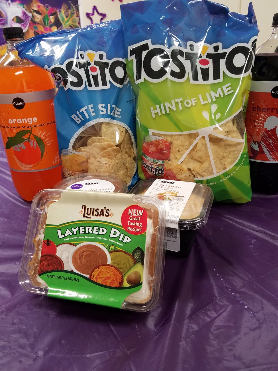Chips and Dip for our Wonderful Wednesday! @tammy_latorre @Marco_sflMEM  @WardallyJ @hxg503