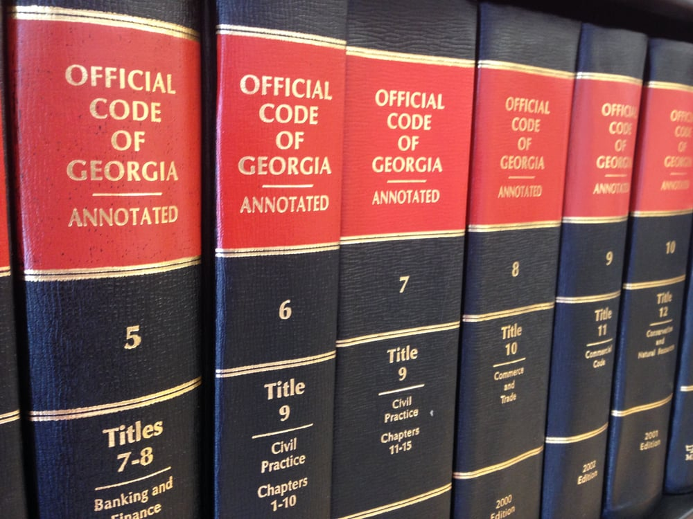 test Twitter Media - Thanks to @carlmalamud, the US Court of Appeals unanimously rules that the Official Code of Georgia Annotated (OCGA) cannot be copyrighted.  The law belongs to the people and must be freely accessible to the people. https://t.co/9tJeeijmKN https://t.co/xG0EByjOjn