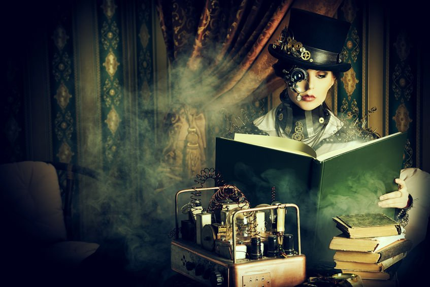 My Daily #Steampunk ⚙️ #Geek 🤓 Space 🚀 #SamaCollection 🗞️ of Tweets with @SonsOfTheGods1 @Steampunk_Hats ⭐ Feat. @tanialramos View More 👉 https://t.co/iLWqTUIbYx