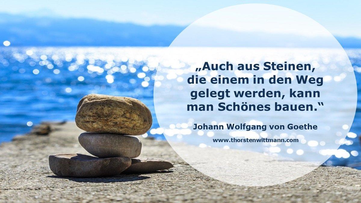 """Thorsten Wittmann On Twitter: """"""""Auch Aus Steinen, Die"""