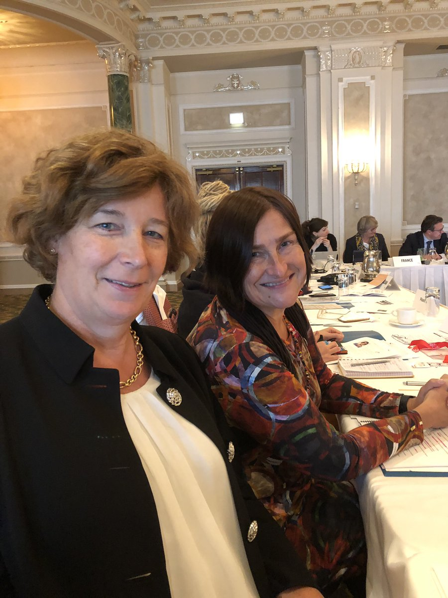 Petra De Sutter On Twitter Very Proud To Have Been Elected President Of The European Parliamentary Forum On Population And Development new Name EPF SRR EPF Pop Dev Today In Ottawa With BayrPetra And oznurcalik