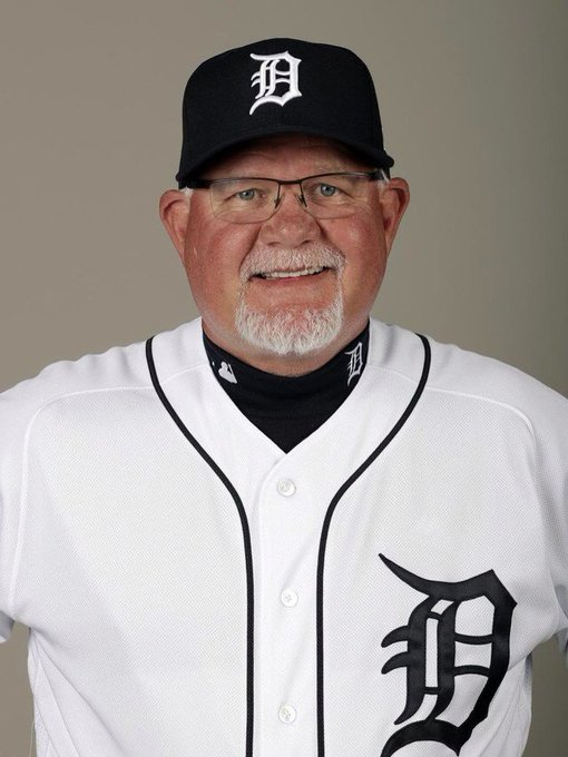 Happy to manager Ron Gardenhire, born in 1957.