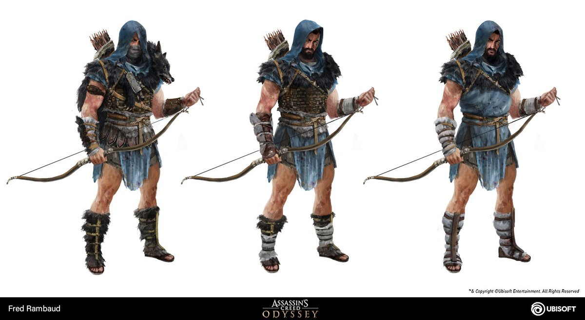Accesstheanimus On Twitter More Assassinscreedodyssey Character Art Dedicated To Spartan And Athenian Soldiers By Concept Artist Fred Rambaud Full Album Https T Co Suu7zxo2st Https T Co 2gj5zt3hnc