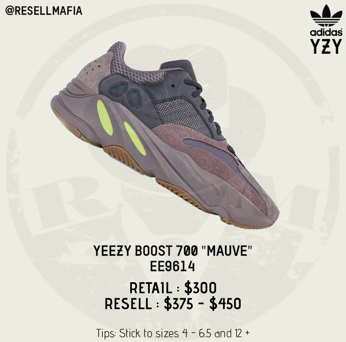 new concept 253c5 f6340 yeezy 700 resell on JumPic.com