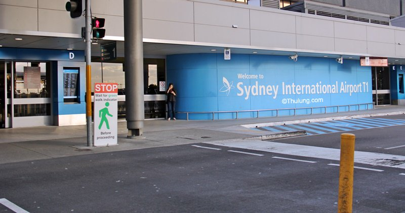 Sydney Airport Terminal 1