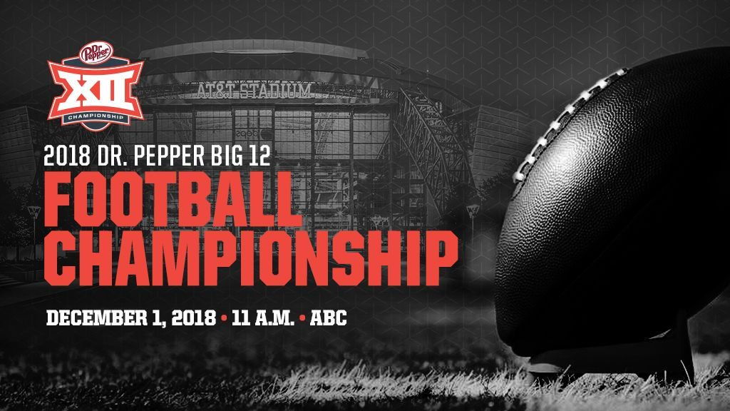 Big 12 championship game 2018 tickets