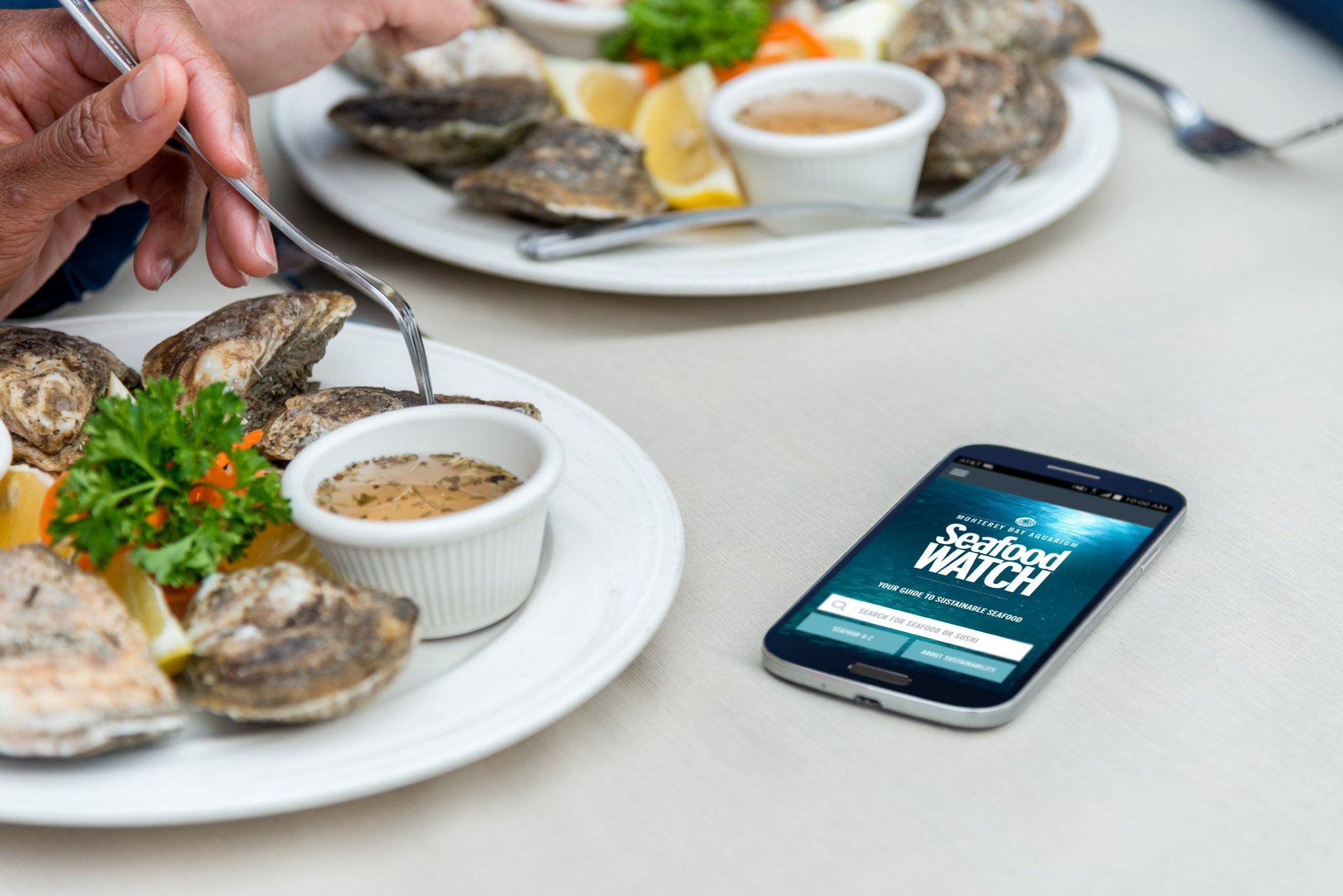 "Seafood Watch on Twitter: ""The Monterey Bay Aquarium ..."