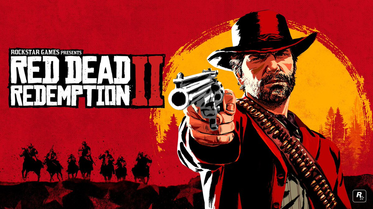 🚨 GIVING AWAY THREE COPIES OF RDR2 🚨  So excited for this game! Easily one of the most anticipated games of the year.  RT+Follow, get more entries here: https://gleam.io/MZb9X/red-dead-redemption-2-giveaway…  Good luck!