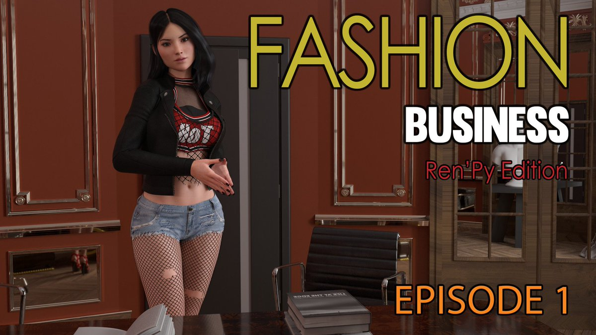 "3D Cg Xxx Ο χρήστης xxx gamer στο twitter: ""fashion business: episodes"