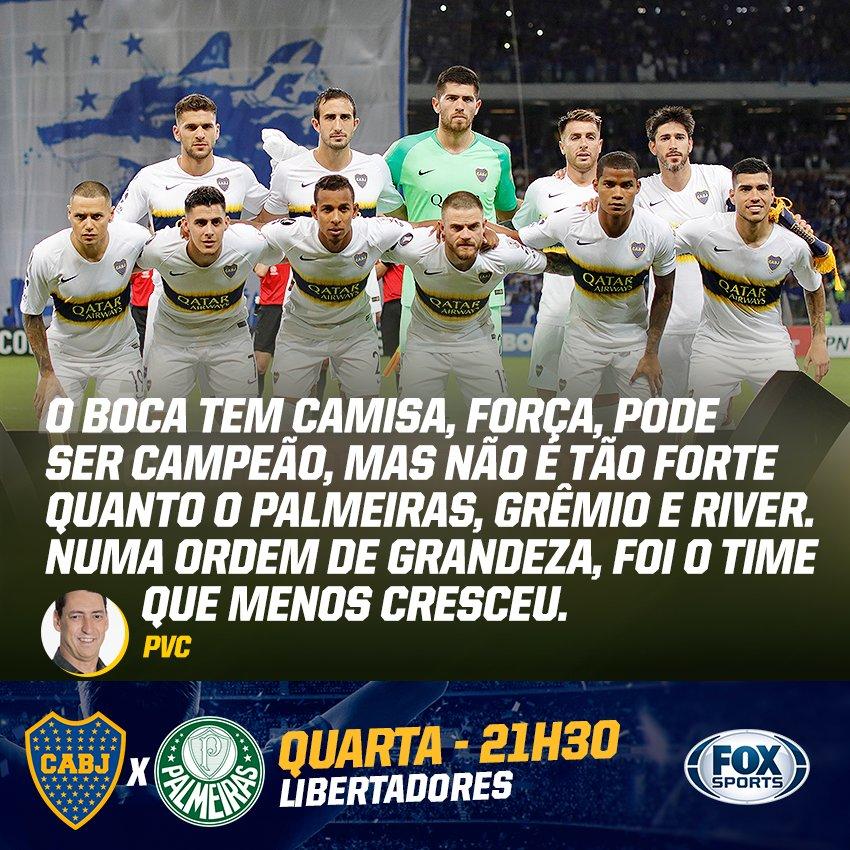 fbbce409cc Apesar da tradição na  LibertadoresFOXSports
