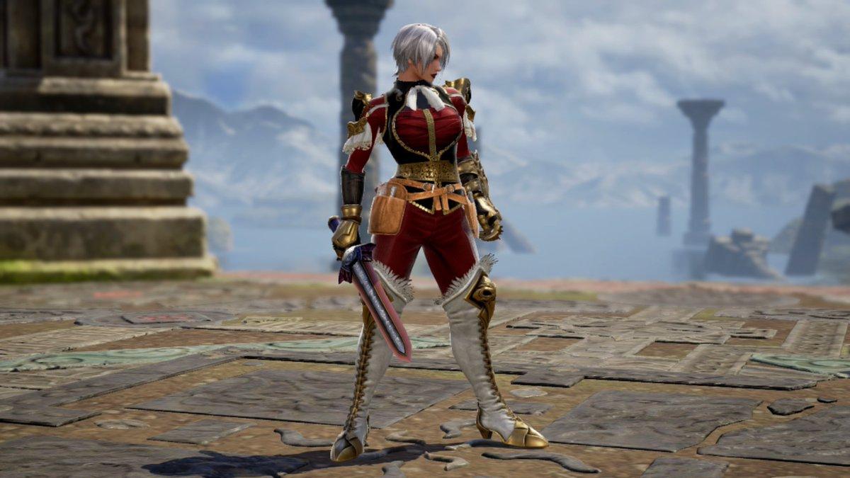soul calibur 6 unlockables costumes