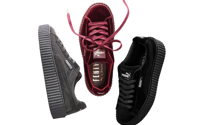 1a4723ce734cfc forever 21 responds to puma lawsuit claims fenty creeper design isn t new  dates back to