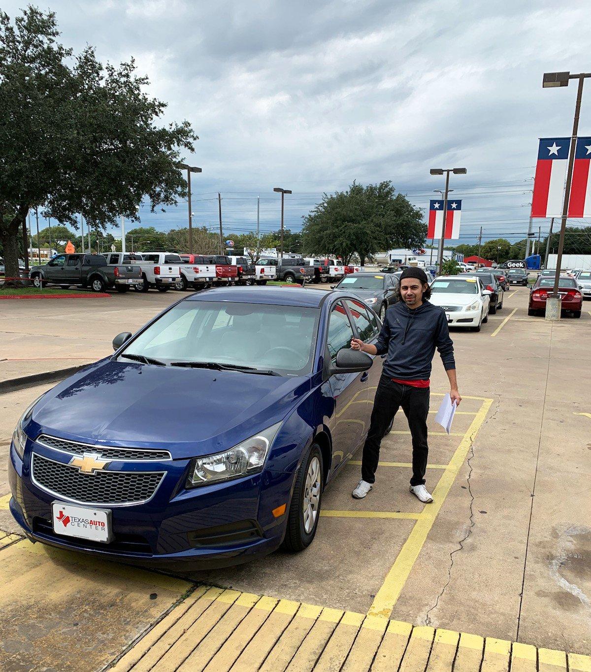 Texas Auto Center >> Texas Auto Center On Twitter Congratulations Jonathan P