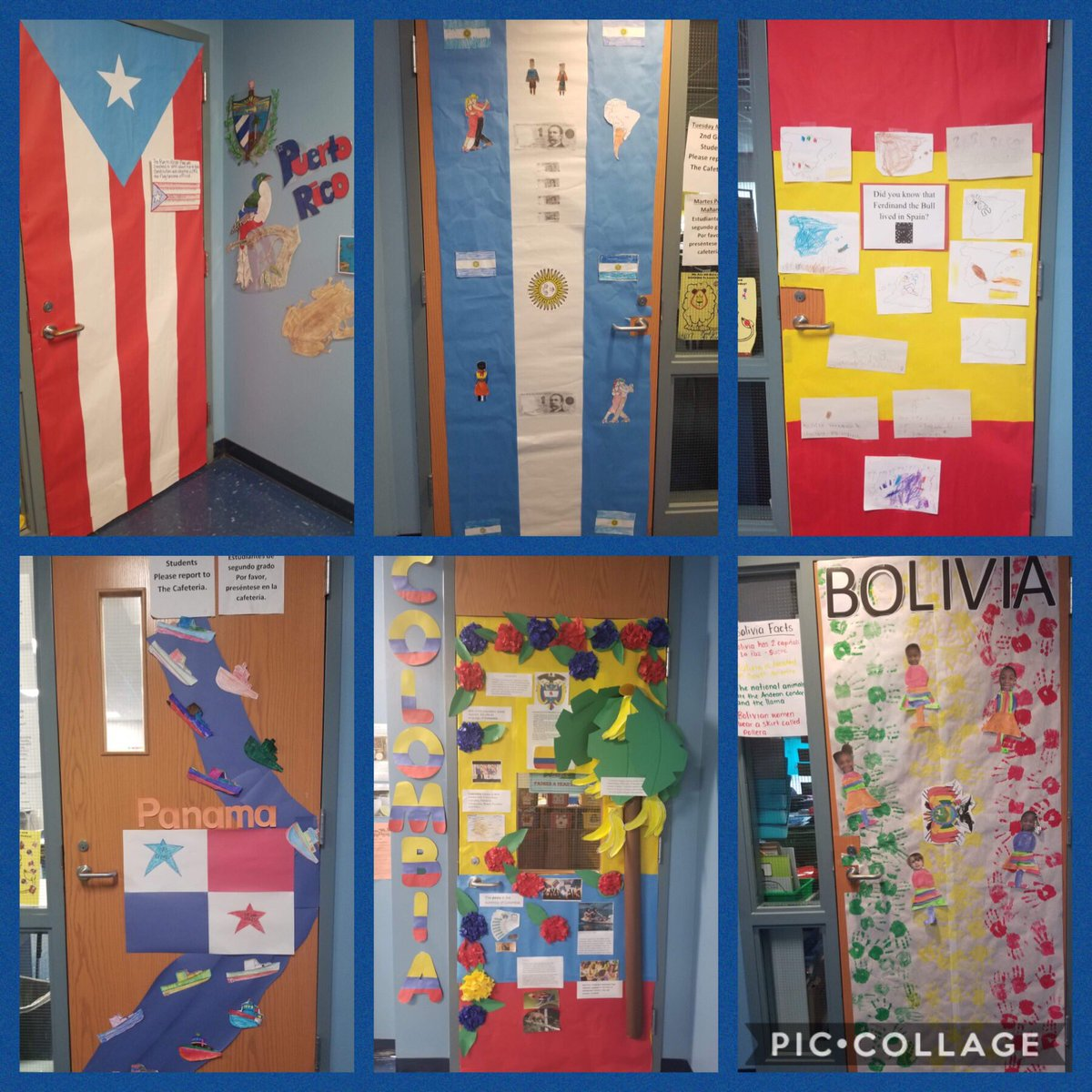 We celebrated Hispanic Heritage Month from September 15 to