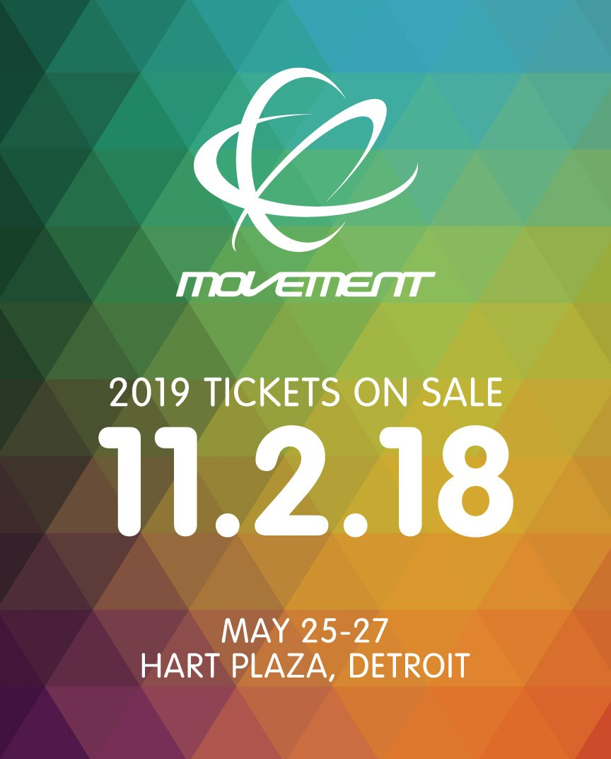 Movement Music Festival 2019