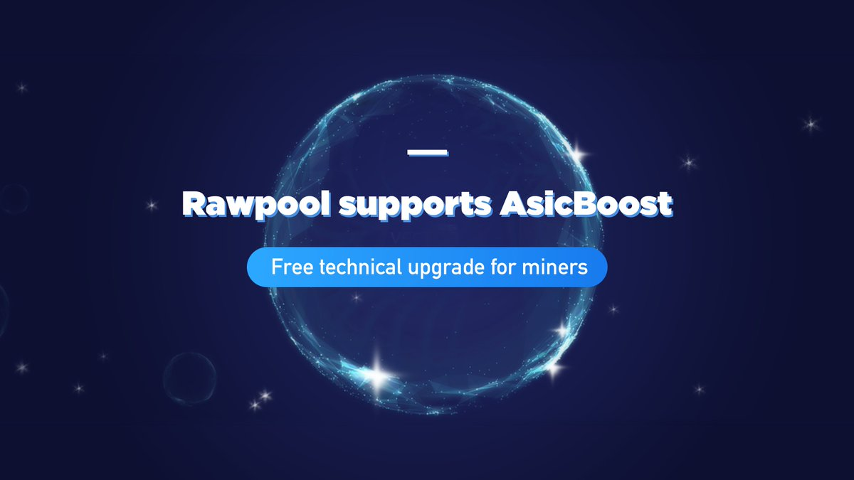 asicboost hashtag on Twitter