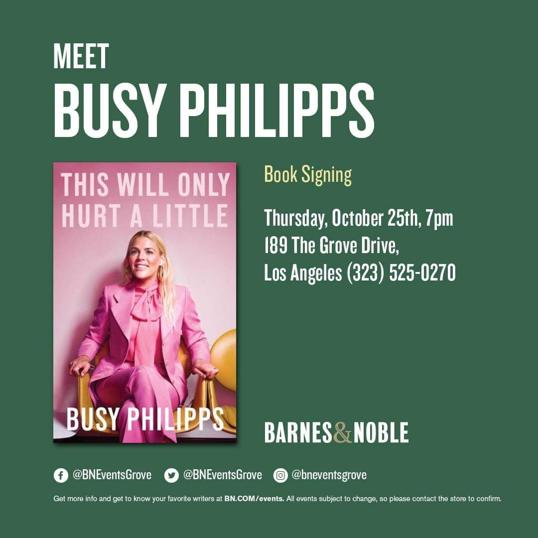Barnes Noble Events The Grove On Twitter Join Us Tomorrow
