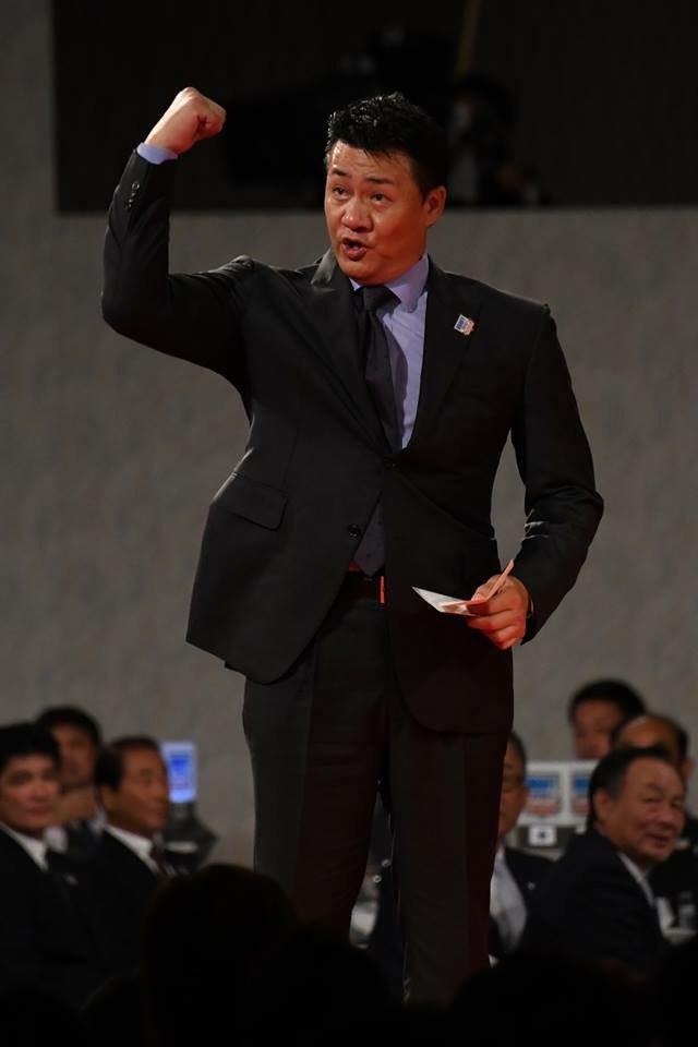 与田新監督