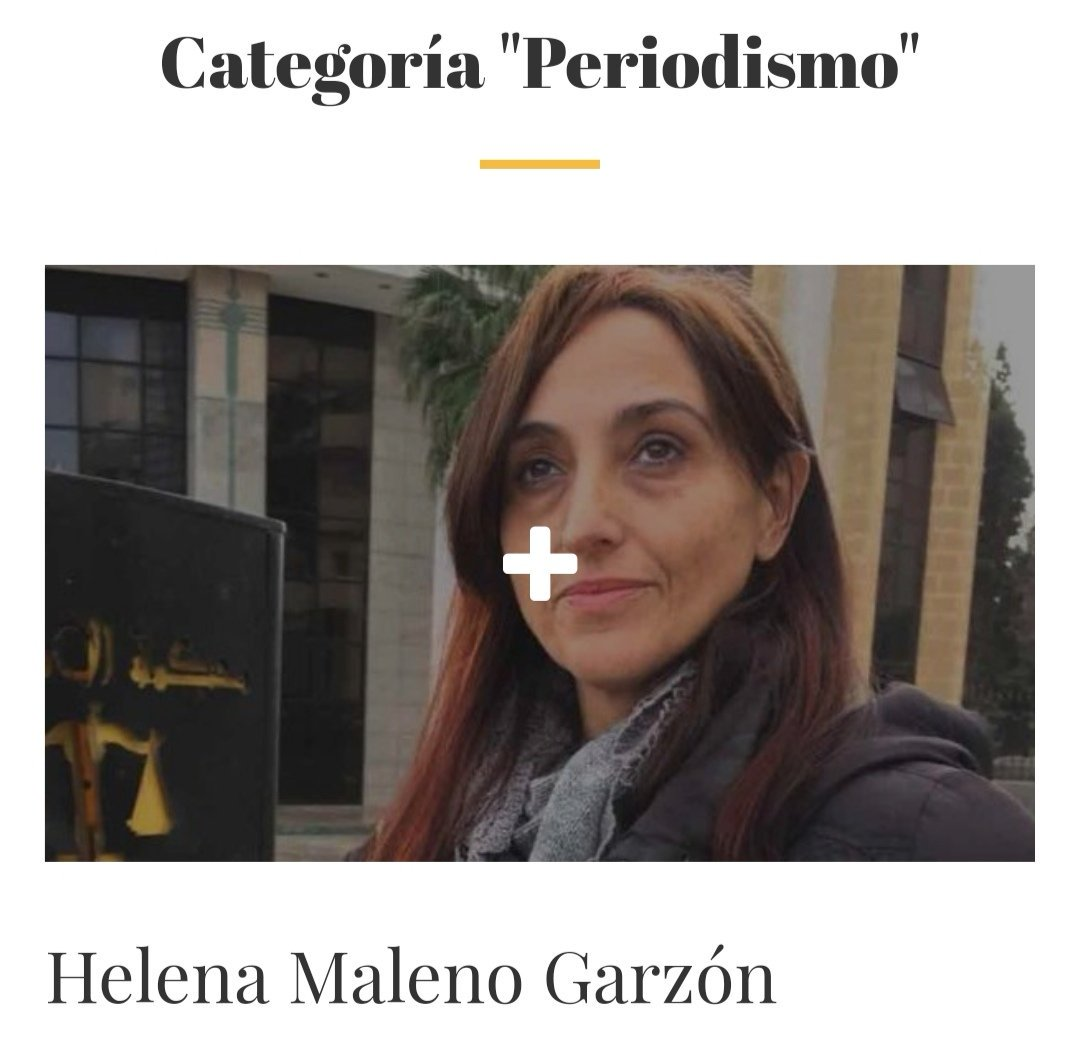 Helena Maleno Garzón On Twitter Merci Mon Frère Un Abrazo